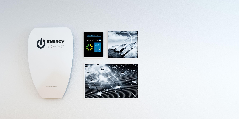 opslag batterij zonnepanelen